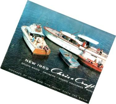 1959 Chris-Craft Catalog
